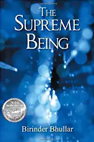 Supreme Being book cover